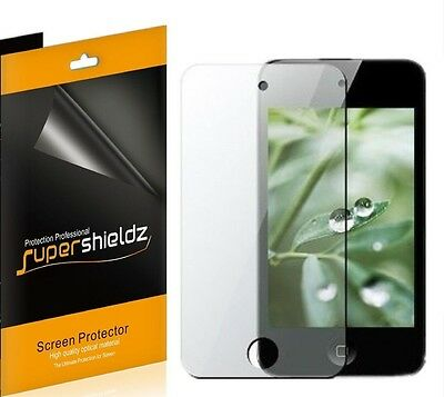 6x Supershieldz Anti Glare Matte Screen Protector for iPod Touch 4th Gen 4G 4