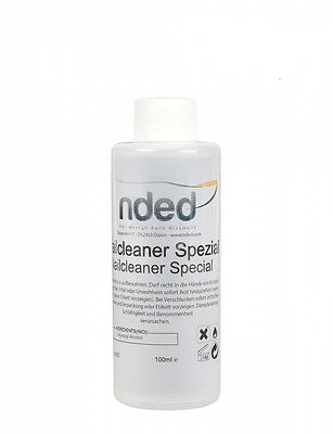 Cleaner Special  Nded 100 Ml.  /  Limpiador De Uñas -  Nailcleaner / Cleanser