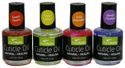 PRO German Quality Pure Nails Cuticle Oil FULL SIZE 15 ml NEW EU Seller