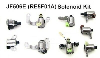 NEW JF506E Transmission Solenoid Set  9 Piece Kit 09A O9A 09B Volkswagen  99108