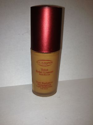 TRUE RADIANCE by Clarins Light Reflecting 30 Ml Ginger #16.5 Unboxed Lot F