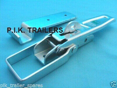 HEAVY DUTY EXTRA LARGE Lockable Over Centre Catch - Trailers  #81305B