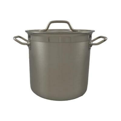 Brand New Commercial 25L Stainless Steel Stock Pot Chef Quality Saucepan Boiler