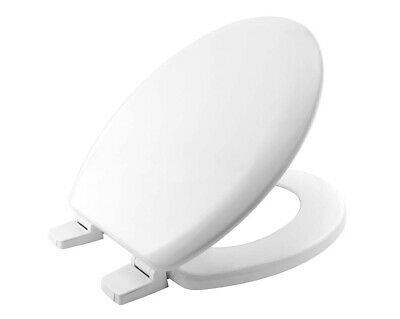 Polypipe Sapphire Toilet Closet Seat & Cover 45.5(L)X38(W)X5.5cm(H) England Made