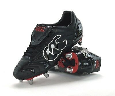 Canterbury Stampede Elite 8-Stud - Mens Rugby Boots - E22200 989 - Brand New