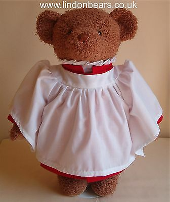 New Chorister Lindon Jointed Teddy Bear–16Inch/40Cm Tall Rrp £45 On Offer At £30