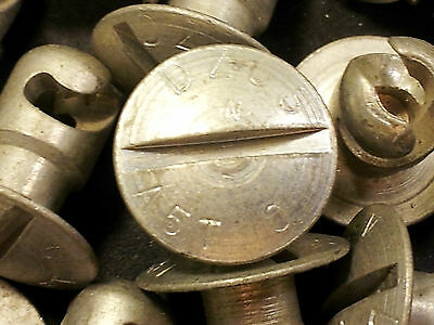 10) Dzus A5 many lengths available T Supersonic Fastener stud button
