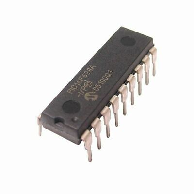 Microchip PIC16F628A DIP Programmable Microcontroller New UK STOCK UK SELLER