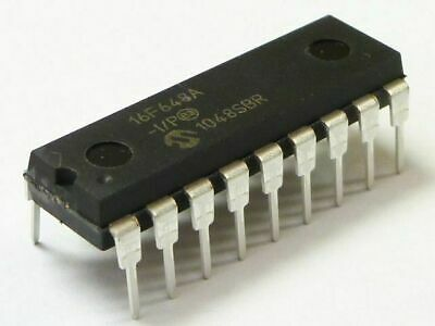 Microchip PIC16F648A-I/P Microcontroller - BRAND NEW UK STOCK - UK SELLER