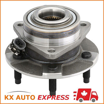Front Wheel Bearing & Hub Assembly For Chevrolet Equinox 2005 2006 Abs Model