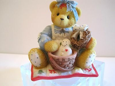 """Cherished Teddies: Suzanne """"Home Sweet Country Home"""""""
