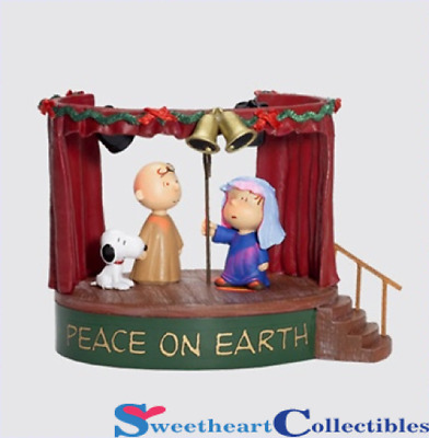 Department 56 Peanuts Peace On Earth Light's Up