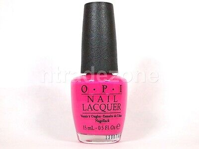 OPI Nail Polish Lacquer Kiss Me On My Tulips H59 Holland Collection 15 ml 0.5 oz