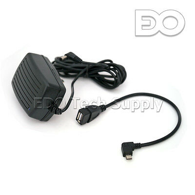 Wall Charger Power Adapter USB Host Cable for Acer Iconia W3-810 Win8 Tablet PC
