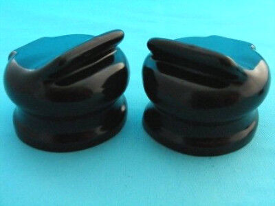 2 x 7 Pin Socket Covers for Towing Sockets 12N & 12S Trailer & Caravan