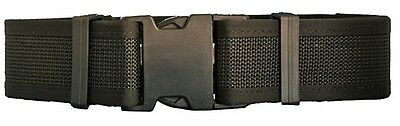 """Police Fire Ems Emt Deluxe Nylon Tactical Duty Belt 2"""" With Velcro Size Larg"""