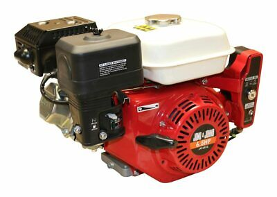 6.5HP Electric Start Stationary Petrol Engine 6.5HP Motor for price of 5.5HP