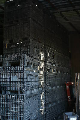 Pallet Box Bulk Collapsible Containers 45x48x50