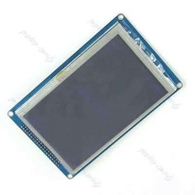 "5"" TFT LCD SSD1963 Module Display + Touch Panel Screen + PCB Adapter Build-in"
