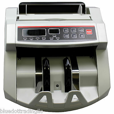 Bill Counter Money Cash Banknote Machine Count Currency Counting Usd Digital