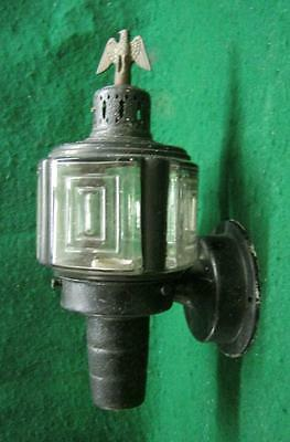 Vintage Porch Lantern Light Fixture Eagle #2187-13