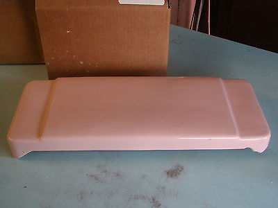 Case 1000 Pink Toilet Tank Lid, Discounted