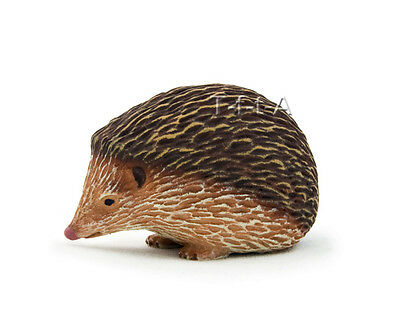 FREE SHIPPING | Mojo Fun 387035 Hedgehog Realistic Replica - New in Package