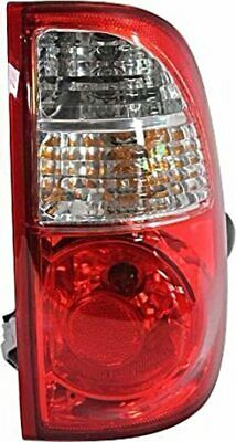 Fits 05-06 Tundra Right Pass Tail Lamp Standard Bed Regular & Ext Cab Models