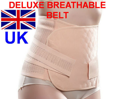 DELUXE Postpartum Recovery Belly/Waist Belt Shaper After Pregnancy Maternity