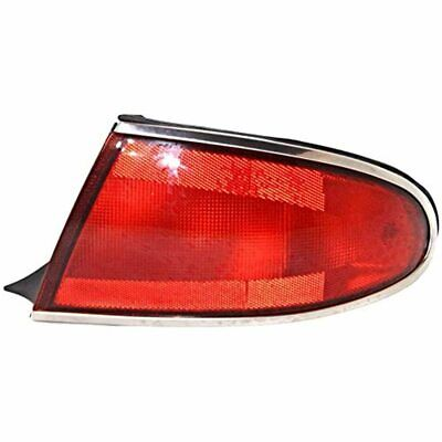 Fits 97-05 Buick Century Right Passenger Tail Lamp / Light Quarter Mounted