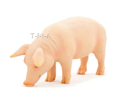 FREE SHIPPING | Mojo Fun 387080 Boar Pig / Hog Realistic Toy - New in Package