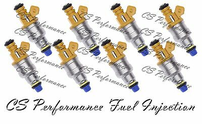 F1ZE-B4C Rebuilt /& Flow Matched in the USA! OEM Fuel Injectors Set for Ford 6