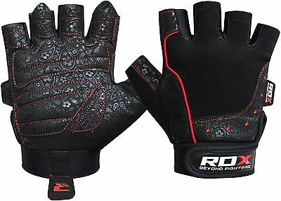 RDX Ladies Gloves Fitness Gym Wear Weight Lifting Workout Gel Training Cycling U