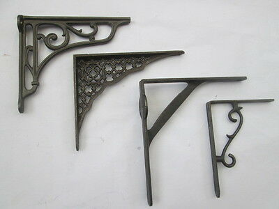 Cast Iron Vintage Old Style Shelf Support Book Sink Toilet Cistern Bracket