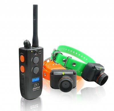 Dogtra 2502 T&B Training and Beeper for 2 Dogs