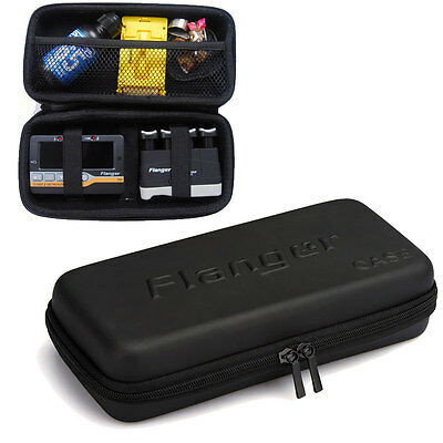 Portable Safe Guitar Accessory Case Box For Musical Accessories Tools