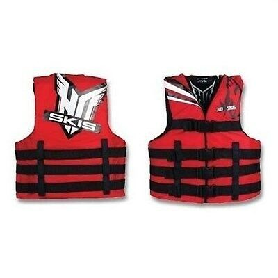 HO Sports Mens Universal Vest Red - Closeout!