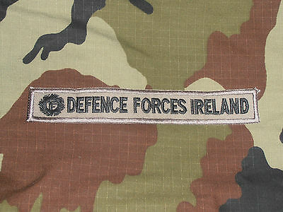 DEFENCE FORCES IRELAND TAB - NEW