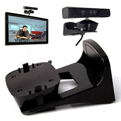 Kinect Sensor STAND CLIP WALL MOUNT BRACKET HOLDER FOR XBOX 360