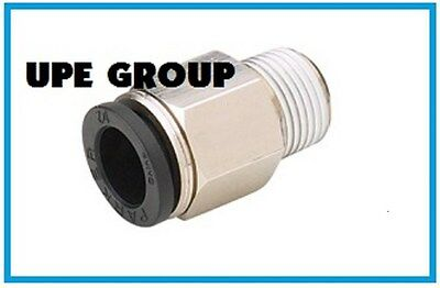 "Rapidair COMPRESSED AIR TUBING PIPING 3/8"" Male NPT Fitting  50100"