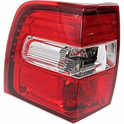 Fits 07-14 Ford Expedition  Left Driver Tail Lamp / Light Assembly