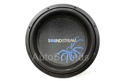 "Soundstream R3.12 Reference R3 800 Watt 12"" Dual 2 Ohm Car Audio Subwoofer"