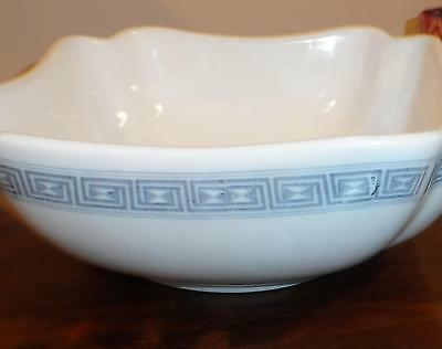 Vintage Mayer China Ontario Pattern Bowl  Extremely Rare