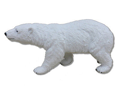 FREE SHIPPING | AAA 53002 Polar Bear Walking Model Figurine Toy- New in Package
