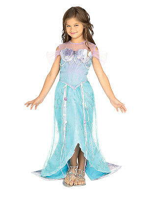 Child Mermaid Princess Party Outfit New Fancy Dress Costume Kids Girls Female BN