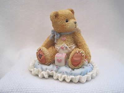 "Cherished Teddies: ""Little Bundle of Joy"" - Boy"