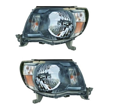 Genuine Toyota Parts 81150-04173 Driver Side Headlight Assembly Composite