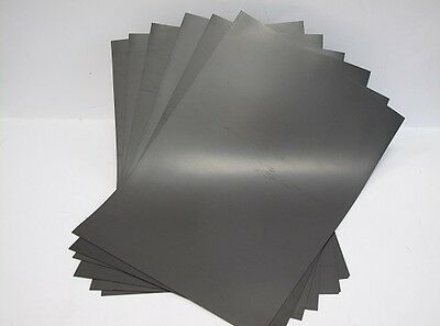 Magnetic Sheets 6 x A4 Flexible 0.5mm Thick Perfect for Spellbinder Dies Crafts