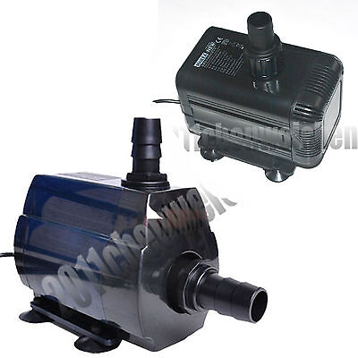 Aquarium 720 1400 4400 Ltr Inline / Immersible Water Pump For Koi / Fish Pond