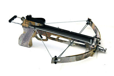 CANNONBOLT Dual Compound Crossbow Camo Hunting 2005A-C
